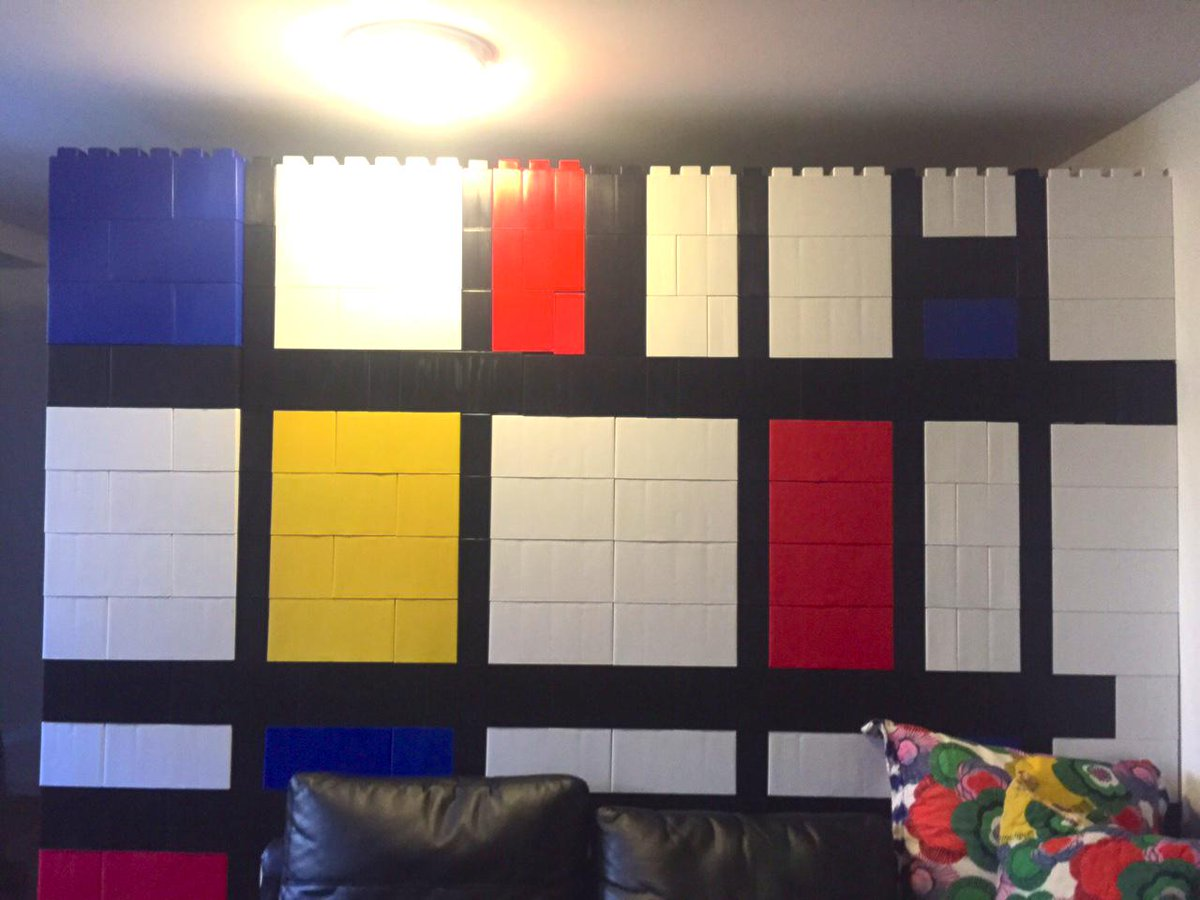 Everblock Systems On Twitter Mondrian Would Be Proud Of This