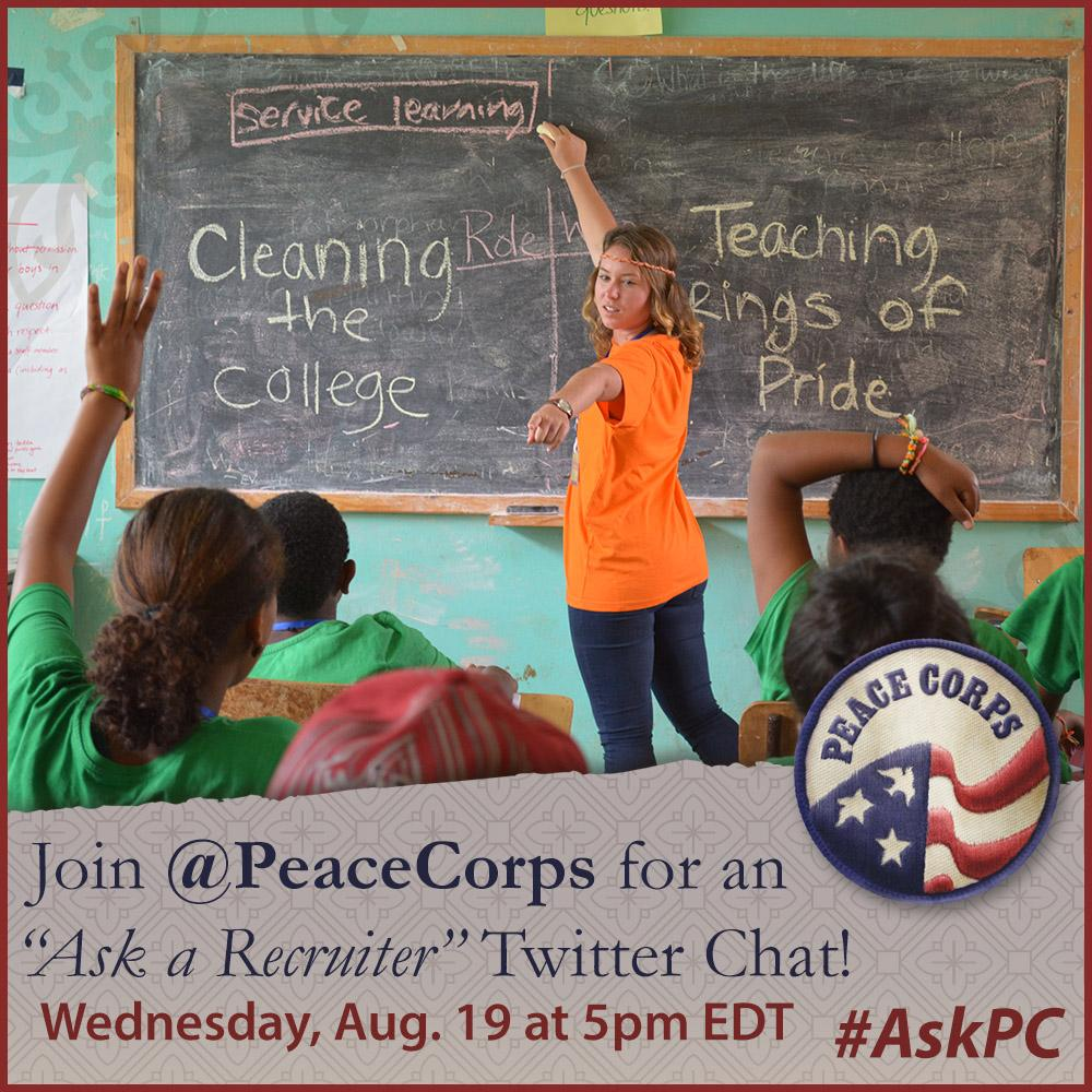 peace corp application essay questions Apply for the 2018 nurse corps scholarship program by 7:30 pm et on june 14, 2018 before you apply: read the 2018 application and program guidance (pdf - 581 kb) watch our application webinar.