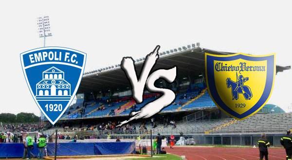 Calcio Serie A Empoli-Chievo probabili formazioni