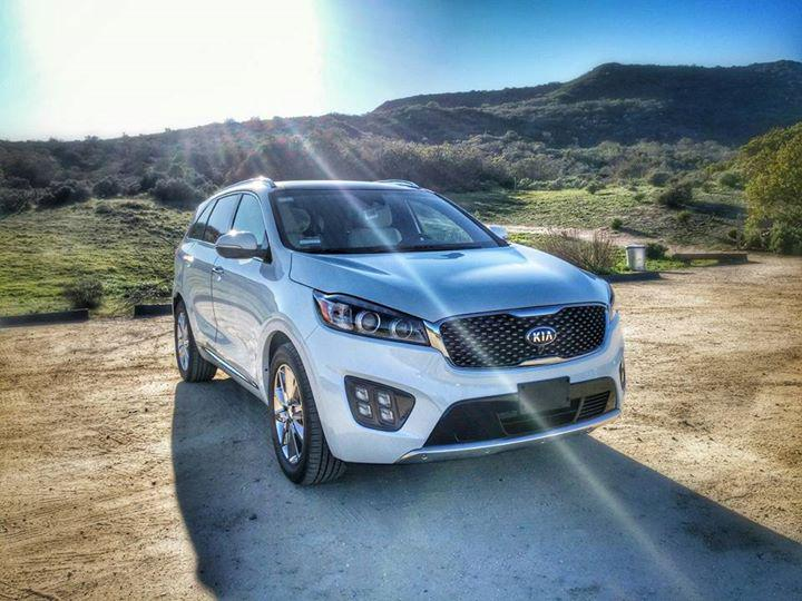 Kia motors america on twitter jimmy l 39 s kiasorento is for Kia motors irvine ca
