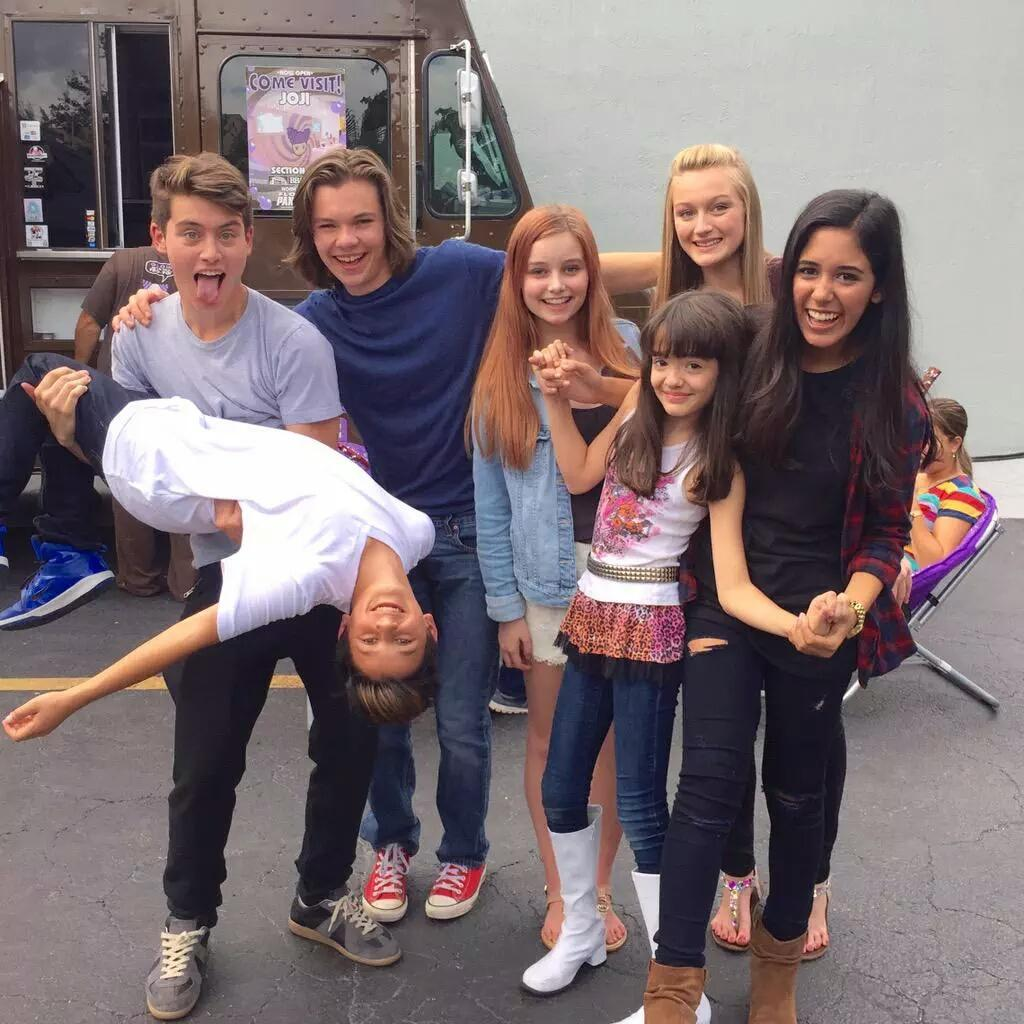 """The Kitchen Show Cast valerie landry on twitter: """"i love these wacky people. best cast"""