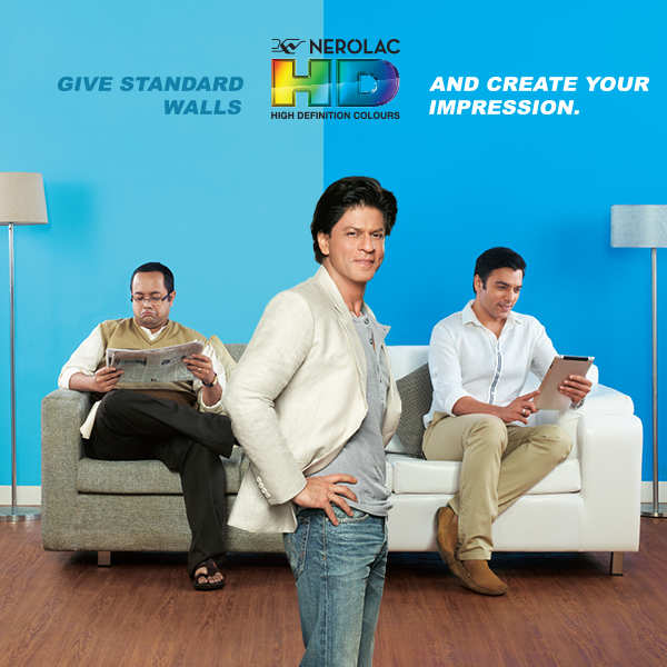 Nerolac Paints India on Twitter   Elevate your  impression by upgrading  your walls from SD to HD with Nerolac HD Impressions    http   t co B4mvBsnzvb. Nerolac Paints India on Twitter   Elevate your  impression by