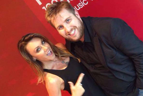 RT @heartnortheast: #NowPlaying Liberty X on the 5@5.  You know, that song our friend @wonderwomanshel was in! -@TomCampbell http://t.co/Ua…