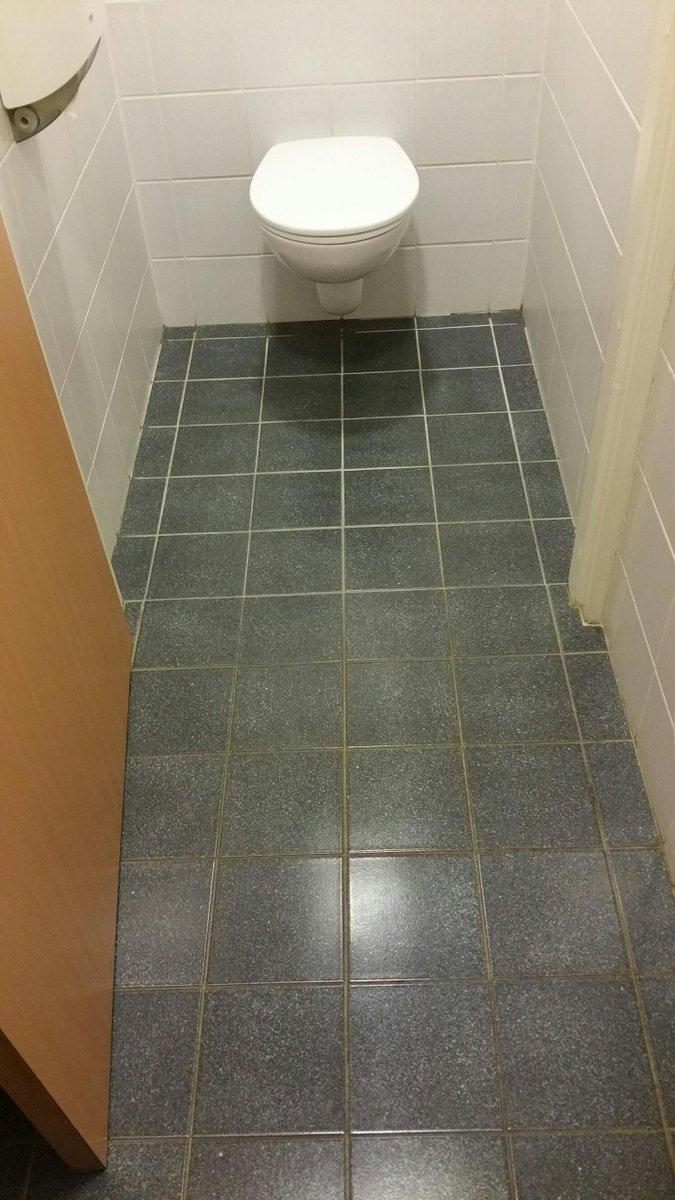 Epoxyvloer In De Badkamer ~ Sanitize on twitter  vieze #voegen in toilet, hal of badkamer