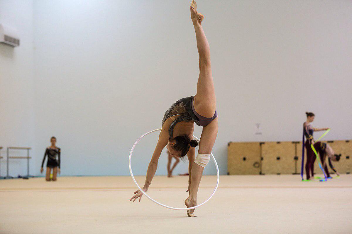 непонятно зачем художественная гимнастика фото с тренировок нас
