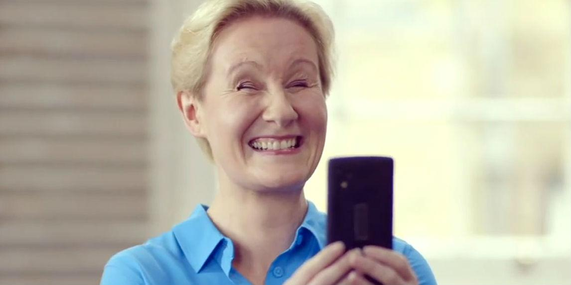 """This amazing Listerine app lets blind people """"feel"""" a smile http://t.co/USQS3wTyTD http://t.co/dybeHPPJPP"""