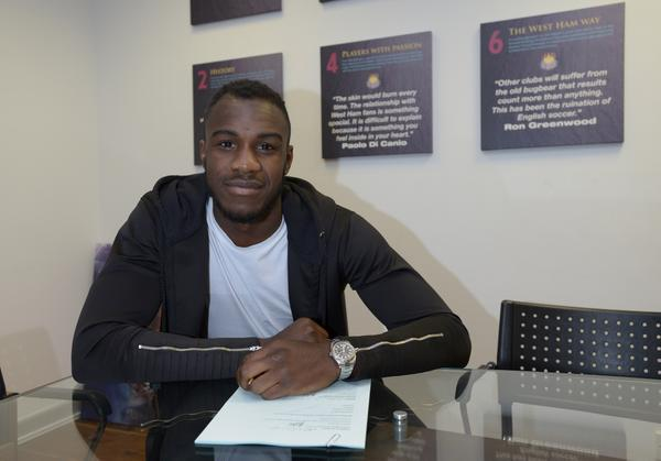 RT @DeadlineDayLive: DEAL DONE: West Ham have announced the signing of Michail Antonio from Nottingham Forest. (Source: @whufc_official) ht…