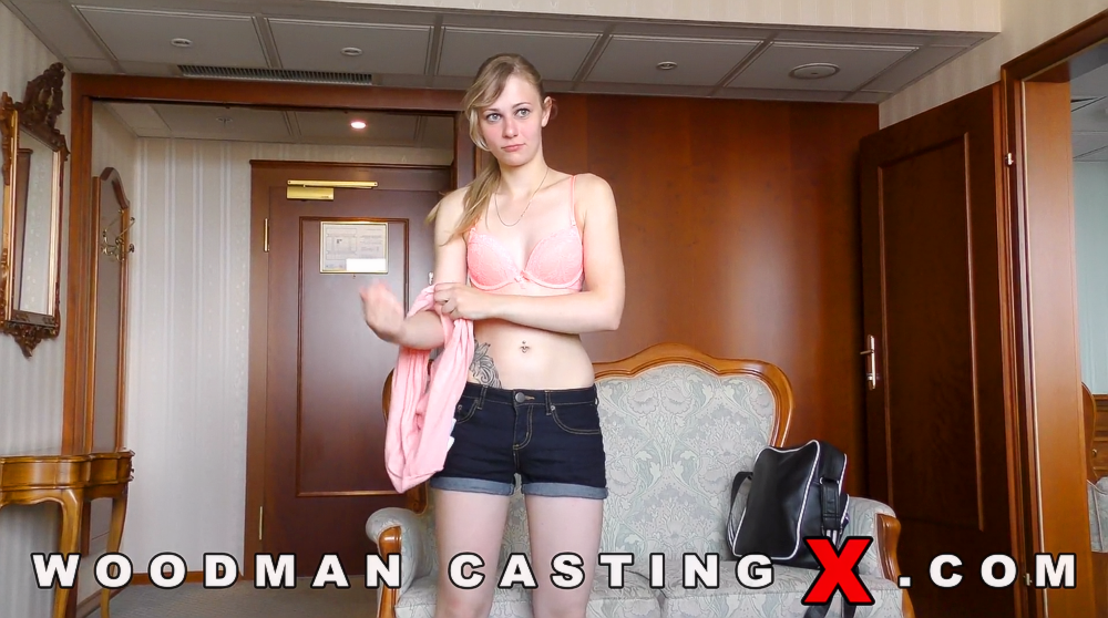 Viola Bailey - Woodman #Casting X on