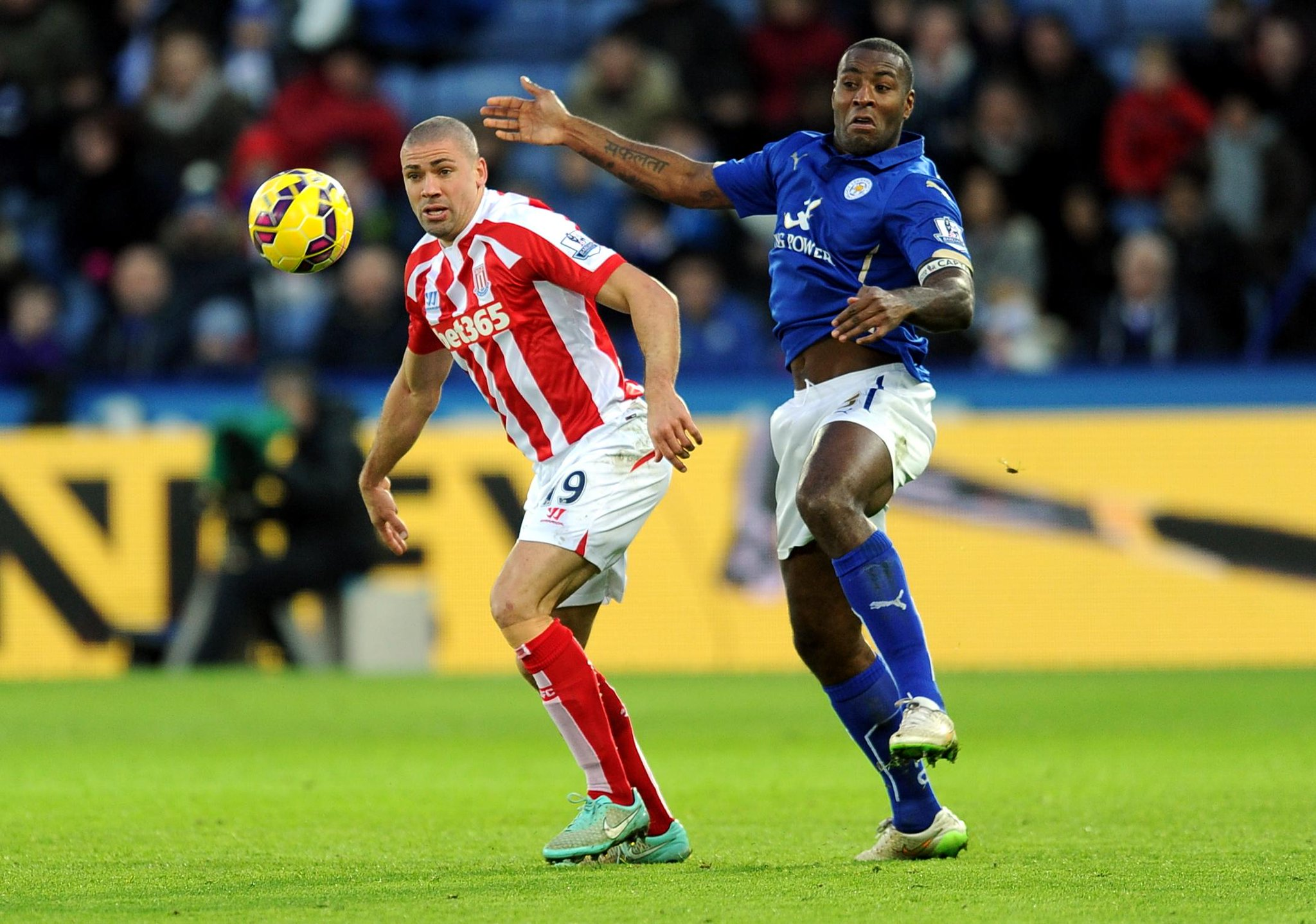 RT @Leicester_Merc: #LCFC express interest in Stoke City's Jonathan Walters http://t.co/ovSVNxjfCL Good move? http://t.co/oi9EzmcAVy