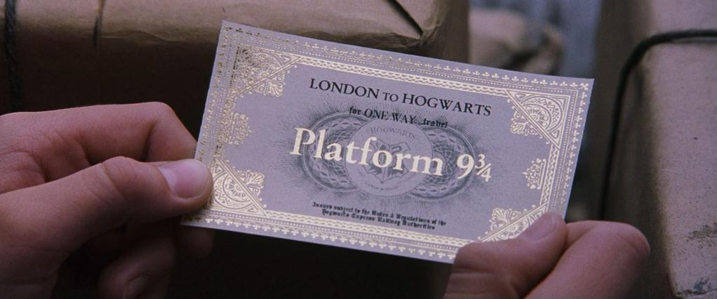 It's #BackToHogwarts day - kids everywhere wish it were real. Parents would want to go, too. http://t.co/q3cZDcB013