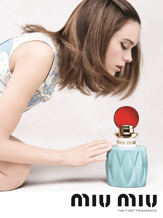Get your first look at Nymphomaniac actress Stacy Martin's @MIUMIUofficial campaign: http://t.co/EdqdRrLGRY http://t.co/JUpmeKmpc2