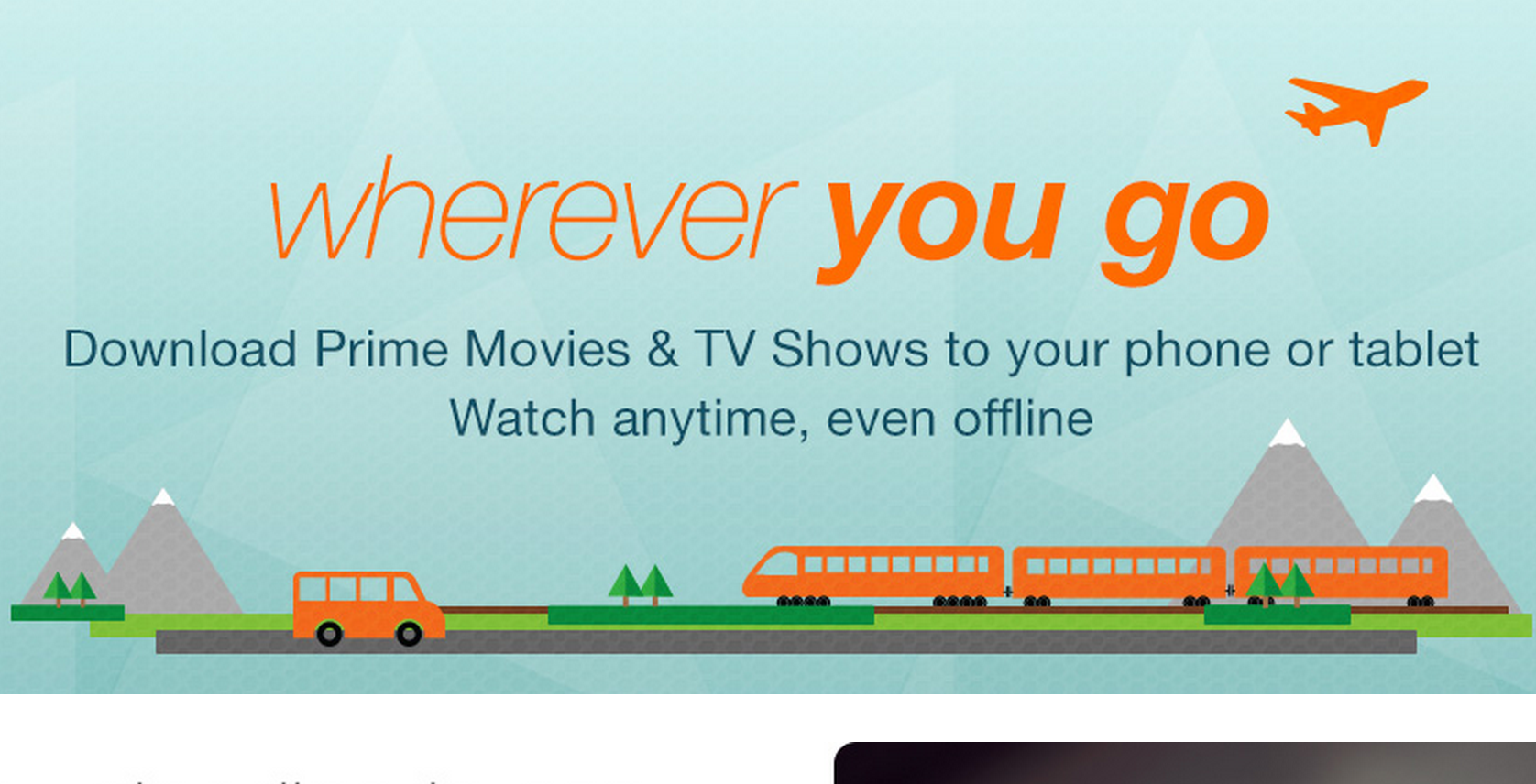 RT @TheNextWeb: Amazon Prime Video one-ups Netflix with offline playback on Android and iOS http://t.co/bJUdACKCRV http://t.co/NxvwkFoc8D