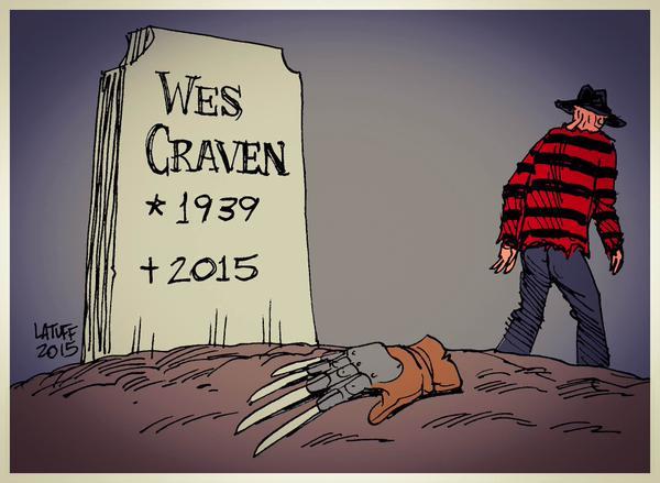 #RIP Wes Craven  #RIPWesCraven http://t.co/c54r8WitwS