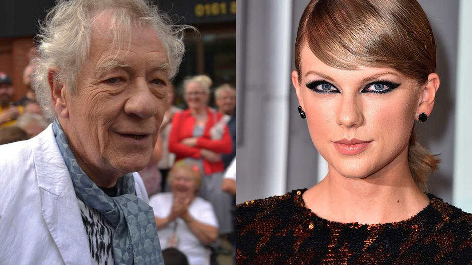 RT @mashable: Ian McKellen says Taylor Swift booted him out of New York apartment http://t.co/d3boJp5Fos http://t.co/ykKinN9wFy