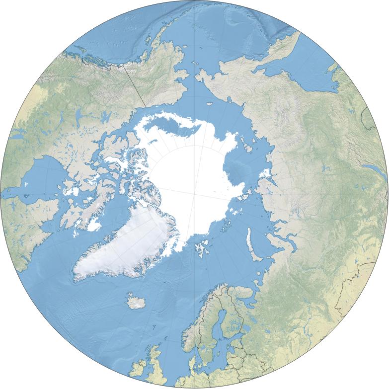фото арктики и на карте ее границы сапоги каблуке