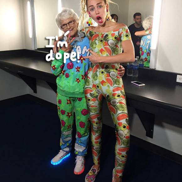 87-year-old @baddiewinkle proves age is just a number! Watch HERE! http://t.co/h8s1XmqOaU http://t.co/vyQdInFNDv