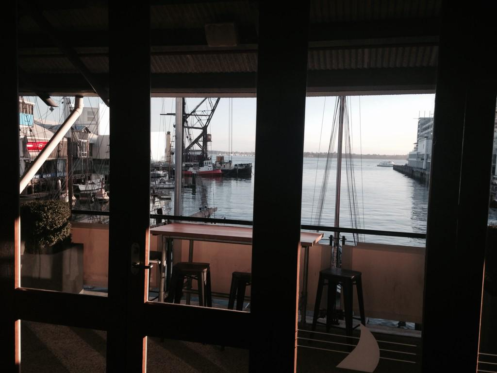Wow it's a beautiful morning - what a great view we'll have today! #hrbpsummit http://t.co/lSjCIVZhuI