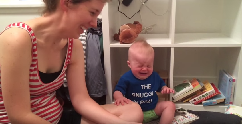 RT @mashable: Bookworm baby cries every time a book ends http://t.co/QHlOjLsmqN http://t.co/YeibUEoQzb