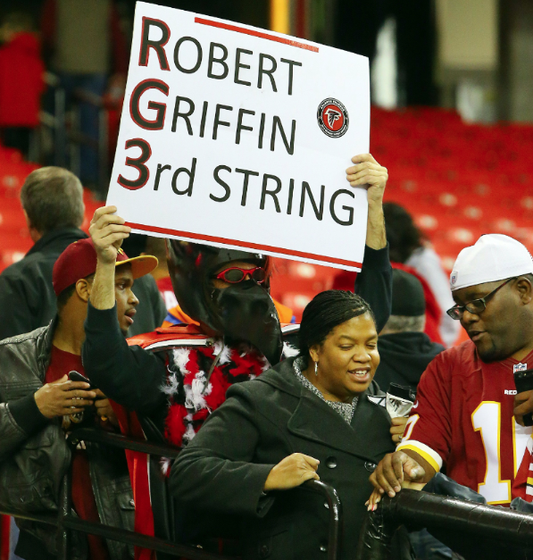 What RG3 stands for