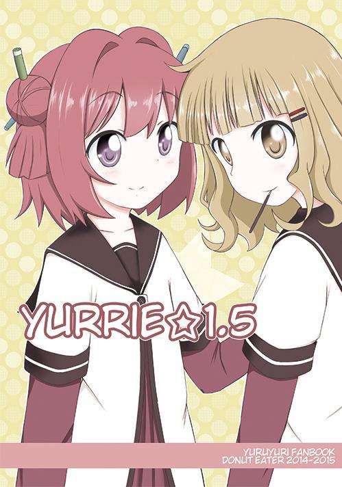 #tracon issa taas tarjolla uutta yuruyuri doujinshia (^ω^)/ Tulkaa ihmeessä piipahtamaan~ http://t.co/AstxIM8o3W http://t.co/9QHUvrQsID