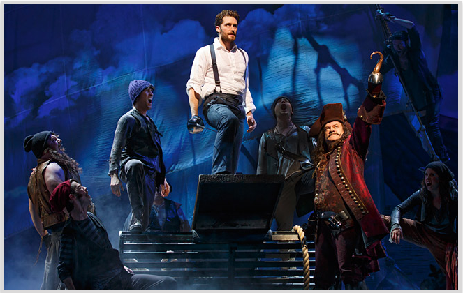 """RT @NeverlandBway: With its message """"full of hope,"""" @NewYorkcom says #FindingNeverland is a great show for teens! http://t.co/ytXtt16XVu ht…"""