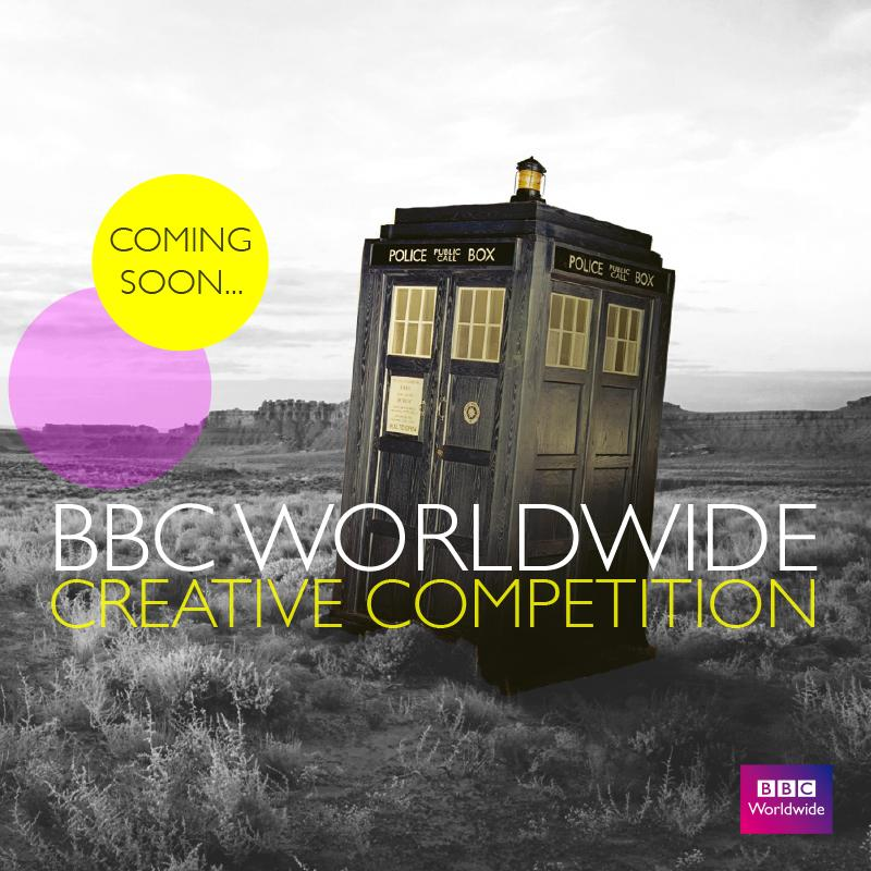 Look out for our Creative Competition coming up soon from #bbcworldwide @BBCWPress  - watch this space! http://t.co/ampmou0Taa