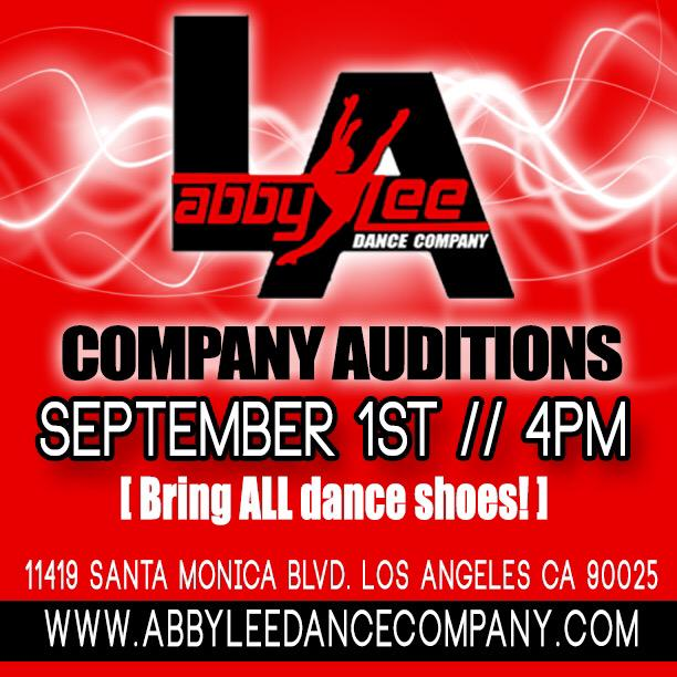 Dance Moms Season 5 Open Call Auditions in Los Angeles