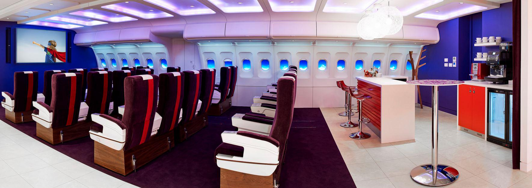 We do things differently at @Virgin. Check out our @VirginMoney & @VirginAtlantic lounges: http://t.co/QB1z7aYl33 http://t.co/WL4e1zSgFc