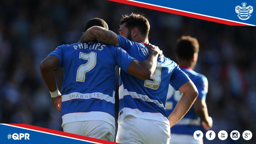 """RT @QPRFC: Ramsey: """"@chazaustin9 & @phillips_matty are acting with such integrity and loyalty. They're in a great place at #QPR"""" http://t.c…"""
