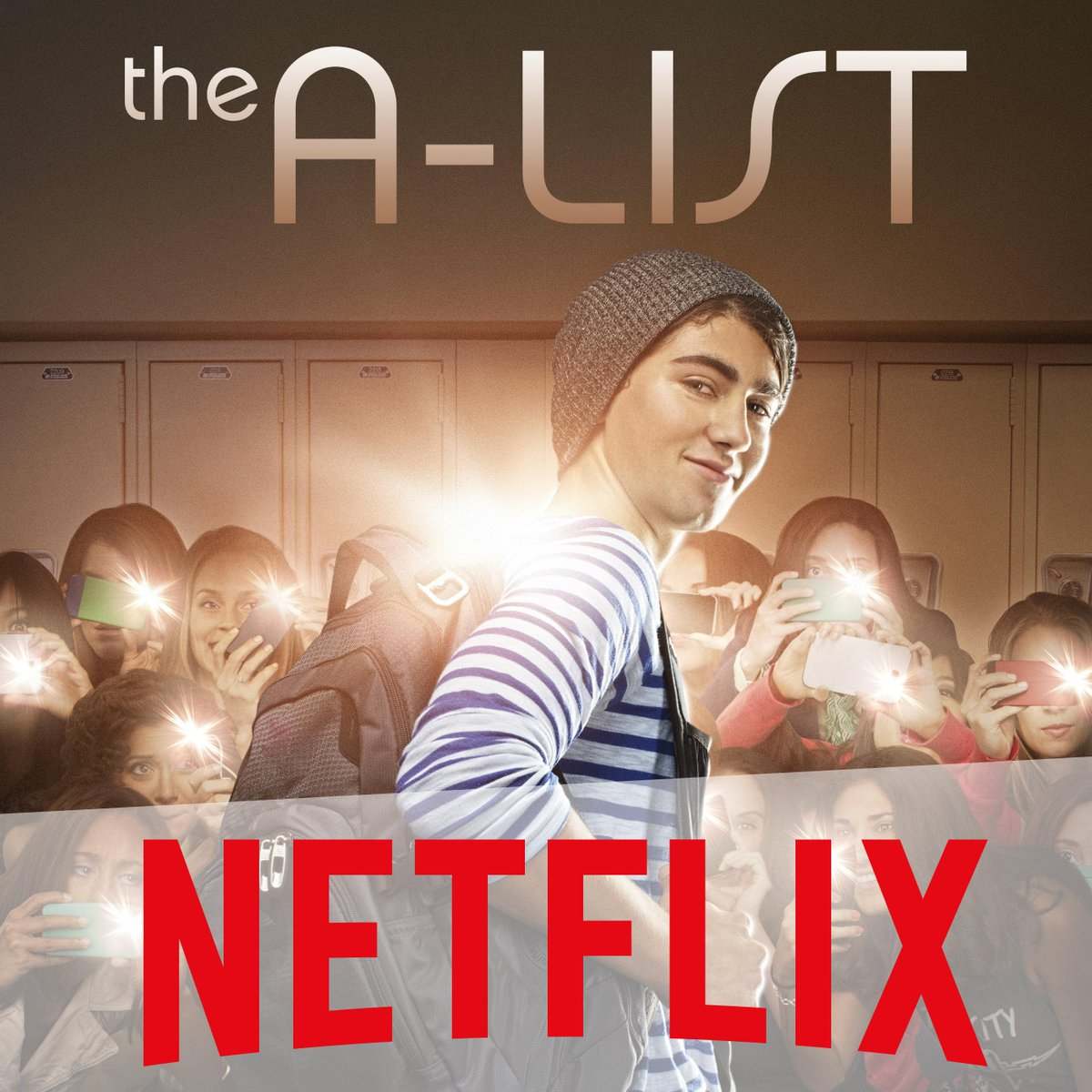 """The A-List Movie on Twitter: """"IT'S HERE!!!! #TheAList is NOW on @Netflix! Stream it TODAY! #Netflix http://t.co/emzlx05VGW"""""""