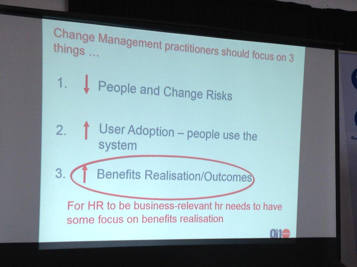 Change management for #hr by Christina Kirk #hrbpsummit http://t.co/3fpiBA8uNu