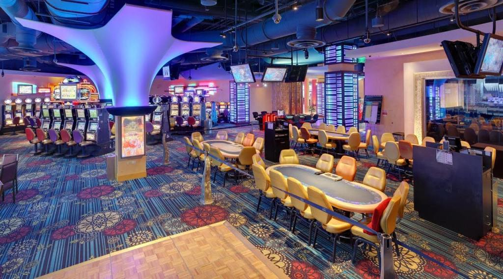 Casino Sheraton - poker room