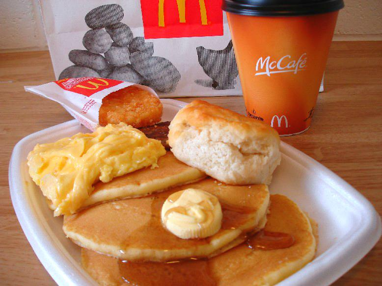 It's official: All Day Breakfast... @McDonalds will serve breakfast 24/7 starting October 6th. http://t.co/VPrvEFvHm2