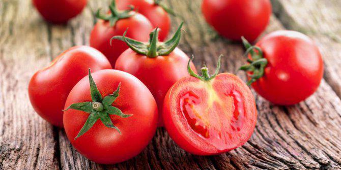 Cara Mudah Mengatasi Kulit Kering Dengan Buah Tomat - AnekaNews.net