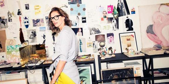 Step inside the office of @JCrew's creative director: http://t.co/9vjOCJoBqo http://t.co/h0Qq2OL8Rq