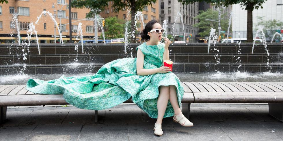 I Wore a Red Carpet Gown for an Entire Week: http://t.co/3y8ZXFs8jM http://t.co/PYt34KIUX3