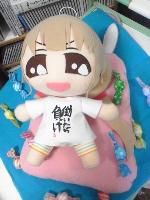 杏さん誕生日おめでとう!なんとか間に合ったかたち #9月2日は双葉杏の誕生日 #双葉杏生誕祭2015 http://t.co/3Czsj4L4Pb
