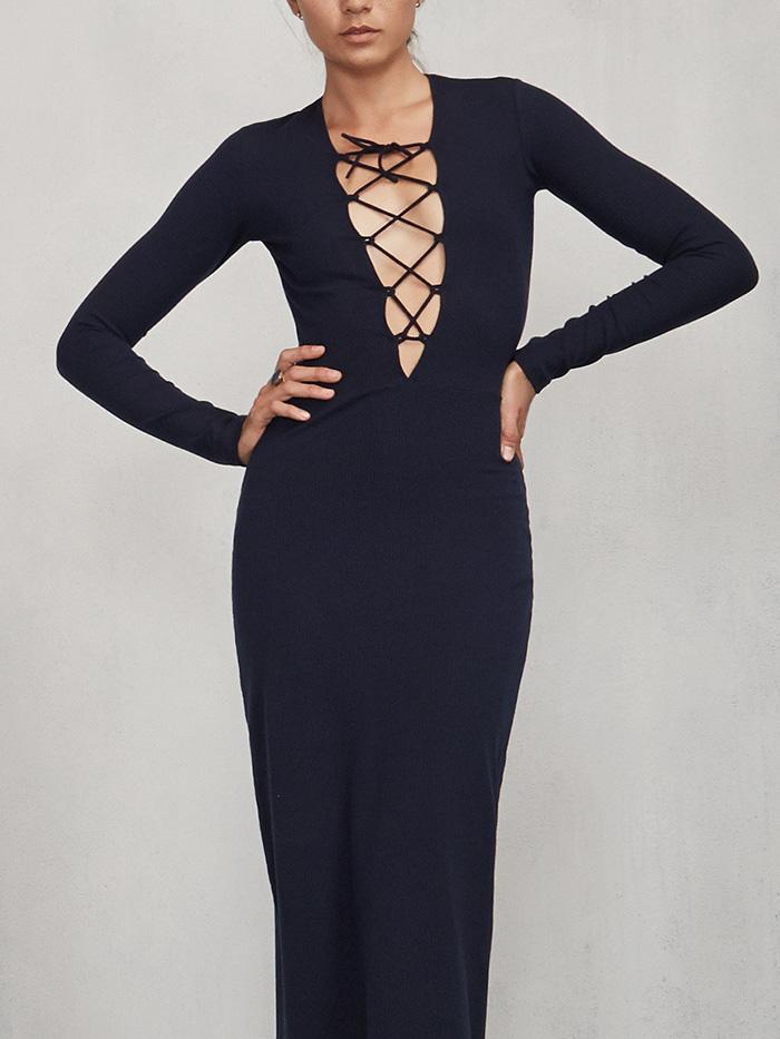 Remember this lace-up number from Reformation? It's back and better than ever→: http://t.co/SU7WkckK9x http://t.co/J6KA6itD74