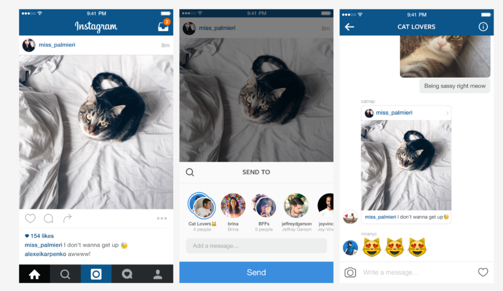 Instagram just totally changed the way you share photos: http://t.co/skAdsqDUjI http://t.co/eg5oTieFyZ