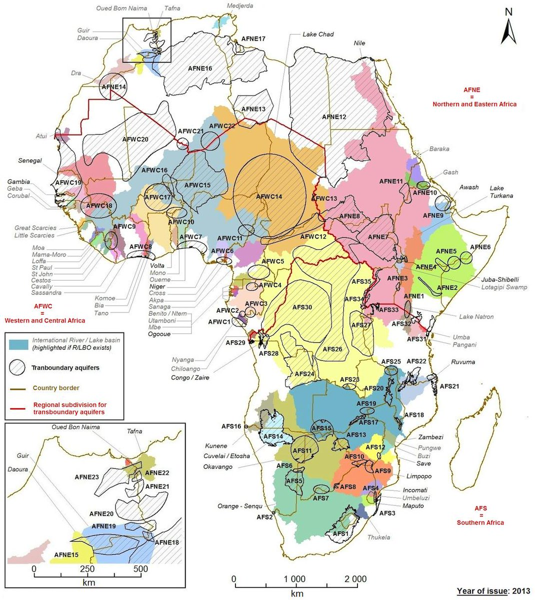 Who doesn't love maps? Transboundary aquifers in #Africa help with water policy decisions http://t.co/ByAUEhbHSN http://t.co/3UICrMqRqh