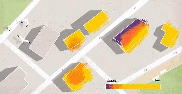 #Google lancia Sunroof che mostra i vantaggi dei pannelli fotovoltaici sui tetti http://t.co/KE2zgGV0FJ #rinnovabili http://t.co/eIVuPOA952