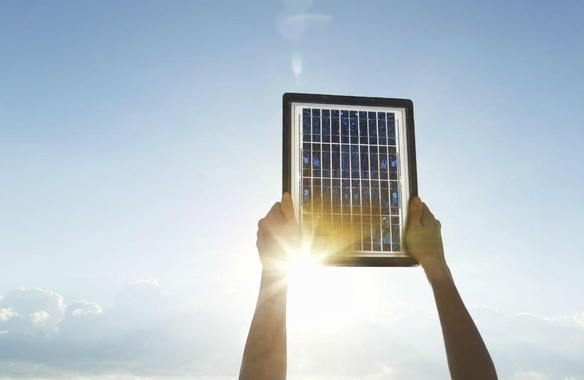 A world powered by renewable organic energy: Solar film with no toxic materials https://t.co/ljpW3yNPnn #100solutions http://t.co/S3ZVb0MdN8