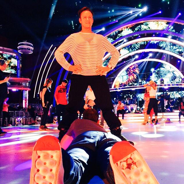 RT @Mrs_katjones: @BrendanCole where are you off to??? #SCD #SCD2015 #strictlycomedancing #Strictly http://t.co/W6VBYXN5mJ