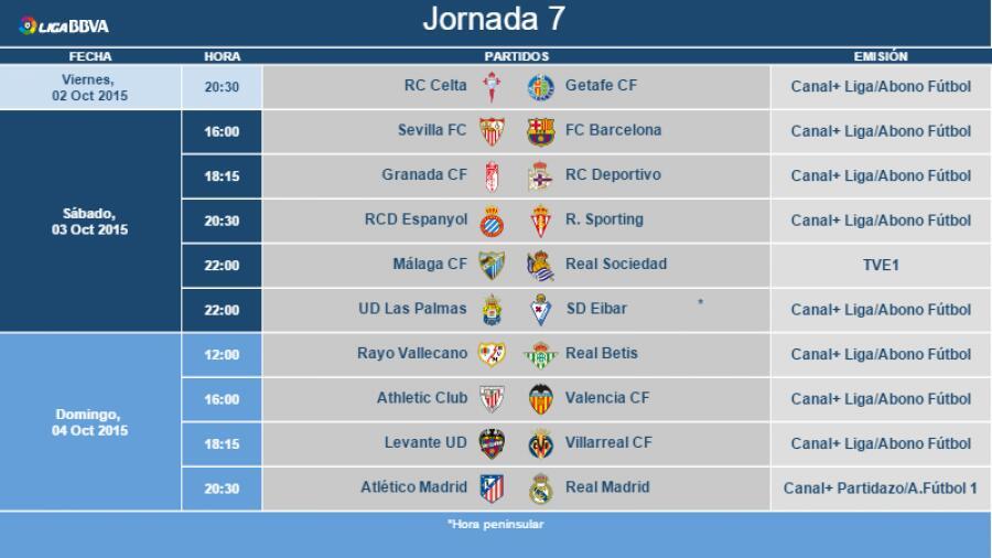 horarios liga bbva 15/16-https://pbs.twimg.com/media/CN56oHMXAAAtnwT.jpg:large