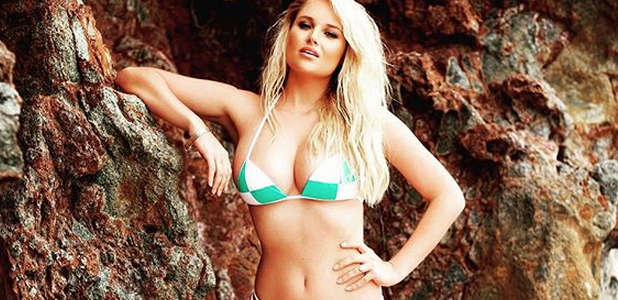 RT @SI_Swimsuit: Spend your Wednesday morning with @genevievemorton and the ladies of #SISwim! http://t.co/MdxC9aBwi3 http://t.co/IDKratEz…