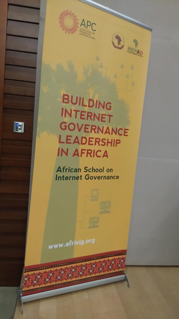 Thumbnail for Internet Governance in Africa - #AfriSIG2015 #GIGxAfrica