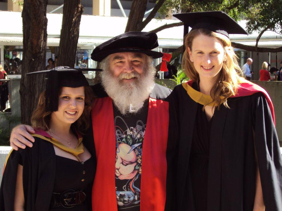 What better way to kick off Mod 2, but with the robes? With two UG project students on BSc graduation. #survivephd15 http://t.co/1aZbcNV4vr