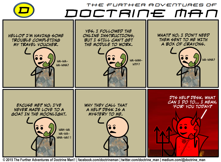 Doctrine Man On Twitter The Dts Help Desk Dailydm Http T Co Ipbq5djwlq