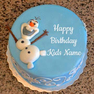 Cakenamepix On Twitter Write Name Cartoon Birthday Cake For