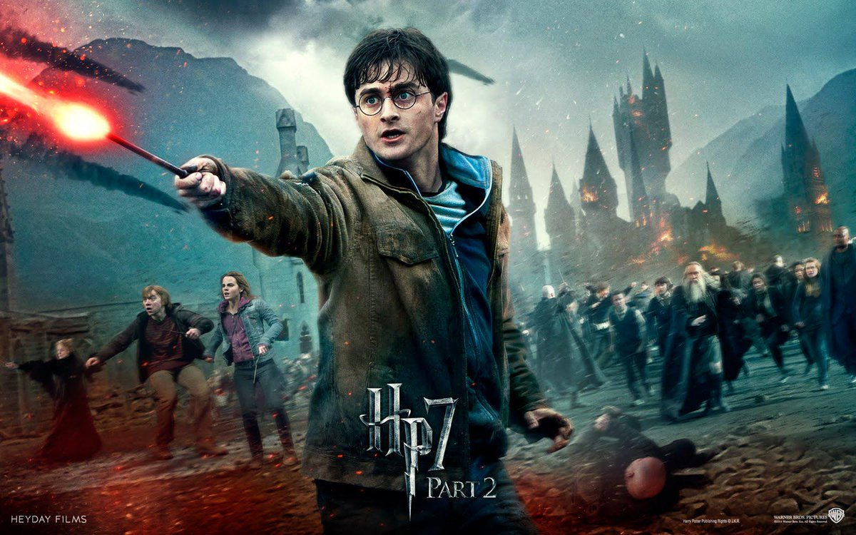 Harry potter deathly hallows - reality-downloads